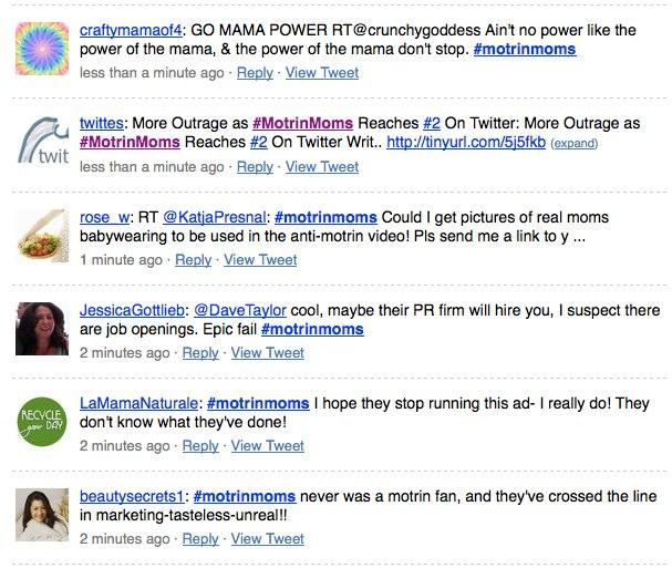 3-motrinmoms-twitter-search