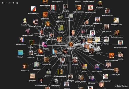 My Twitter Map